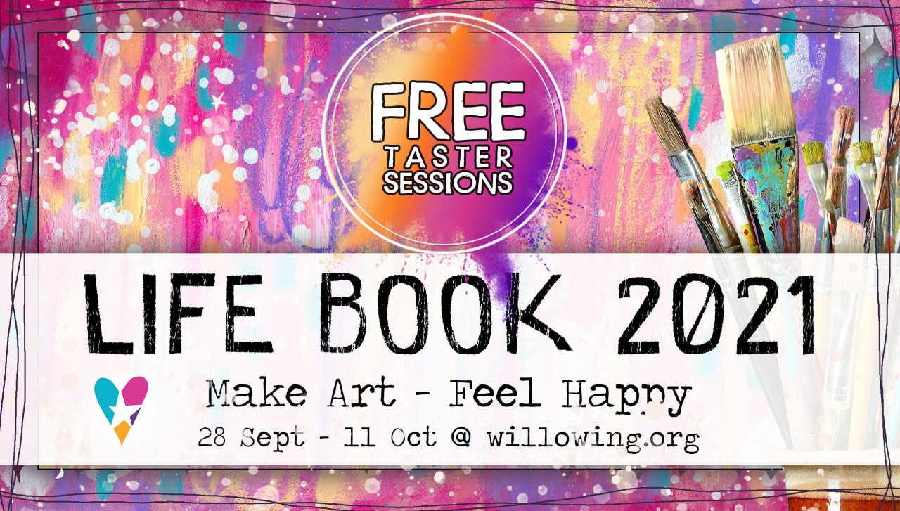 Free 2-week event! Join me for the Life Book Taster Sessions!